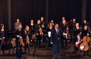 'Lefkoşa Belediye Orkestrası ile Orkestrayı Tanıyorum'...