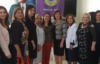Mehmetçik Karpaz Lions Kulübünün etkinliğinde...