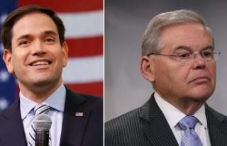 Menendez ve Rubio güvence verdi