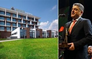 Merit Grand Mosta Hotel'e uluslararası ödül verildi