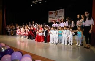 Petit Baby Montessori Okulları'nın 23 Nisan etkinlikleri...