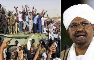 Sudan'da darbe oldu, 30 yıllık el-Beşir iktidarı...