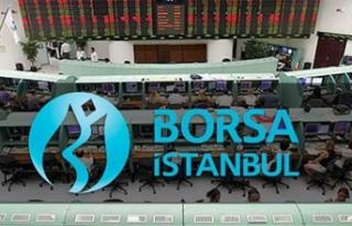 Borsa, yüzde 2,54 değer kaybetti