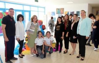 TED Kuzey Kıbrıs Koleji'nde öğrencilerin hünerli...