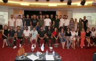 Emre Ayaksız Lefkoşa'da 'Master Class' seminerine...