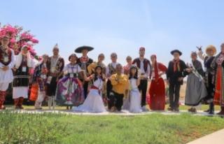 Patates Kültür Sanat Festivalinde sahne alacak ekipler,...