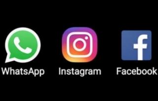 Sosyal medya çöktü