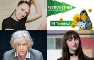 Türkiye'nin ilk sürdürülebilir müzik festivali...