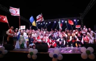 6 ülkeden 147 folklorcunun gösteri sunacağı Halk...