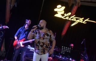 Ahmet Evan, muhteşem performansıyla yine hayranlarından...