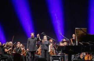 Bodrum Müzik Festivali Fazıl Say ve Nil Venditti...