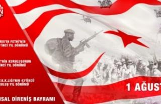 Kıbrıs Türk tarihinde üç önemli olayın yaşandığı...