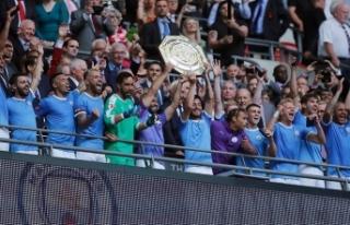 Kupa Manchester City'nin