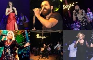 Ünlü sanatçılar Kurban Bayramı'nı Kıbrıs'ta...