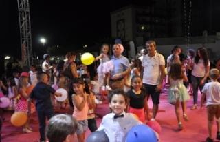 Yeniboğaziçi Pulya Festivali etkinlikleri kapsamında...
