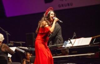 Karsu, İzmir'in başarılı orkestrası Olten Filarmoni...