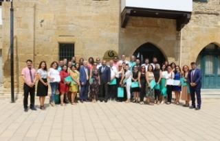 32 eğitimci katıldı