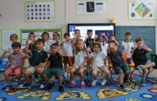 Doğu Akdeniz Doğa İlkokulu ve anaokulunda yeni...