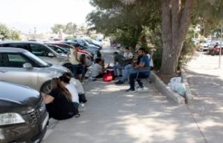 Eroğlu: Açlık grevine hazırız