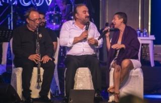 Merit 'te Volkan Konak, 30 Ağustos Zafer Bayramı'nı...
