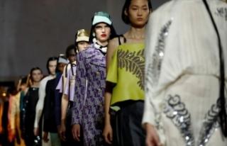 Milano'da çevreci moda akımı