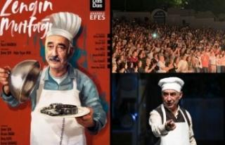 Şener Şen'in 'Zengin Mutfağı' turnesinin...