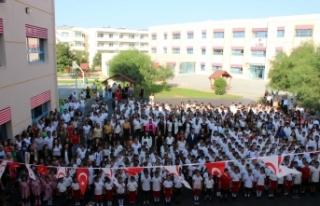 TED Kuzey Kıbrıs Koleji'nde yeni eğitim yılı...