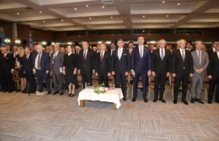 Türkiye Barolar Birliği'nin bildirileri, İngilizce...