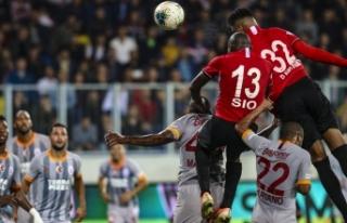Aslan'dan beraberlik serisi 0-0