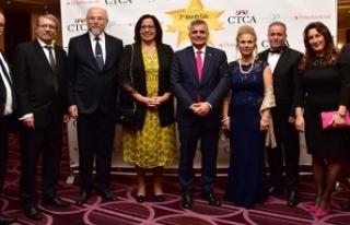 Londra'da yılın en başarılı Kıbrıslı Türklerine...