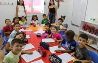 Mavimpembem Eğitim Merkezi, yeni öğretim yılına...