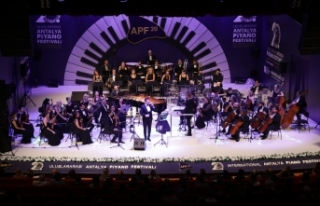 20'inci Uluslararası Piyano Festivali muhteşem...