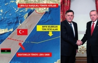Doğu Akdeniz'de dengeler değişiyor