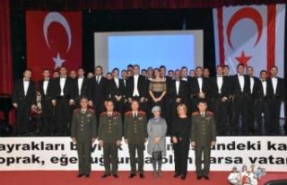 Güvenlik Kuvvetleri Komutanlığı, GAÜ'de etkinlik...