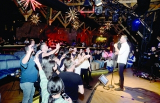 Korhan Saygıner, Letafet Lounge Bar'da Nostalji...