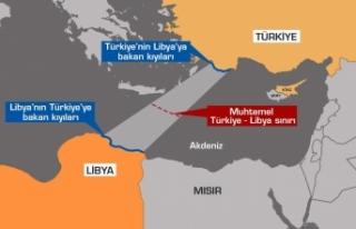 'Libya anlaşması iptal edilmeli'