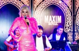 Maxim Royal'de 2019'un 'Son Cumartesi' programı...