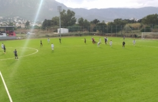 Yeşilova 6'lı oynadı  6-1
