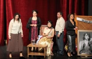 Çatalköy Belediye Tiyatro Su Ekibi turneye Beyarmudu'nda...