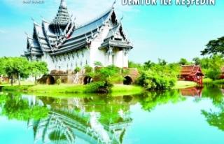 Demtur Travel'ın, Uzak Doğu turları büyük ilgi...
