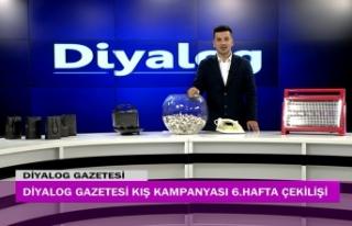 Diyalog Gazetesinin düzenlediği Kış Kampanyasının...