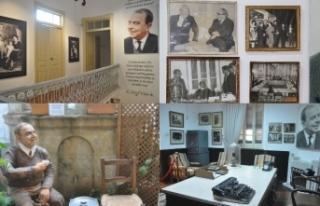 Dr. Fazıl Küçük Müzesi 2016-2019 yılları arasında...