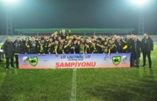 Şampiyon Türk Ocağı 2-1
