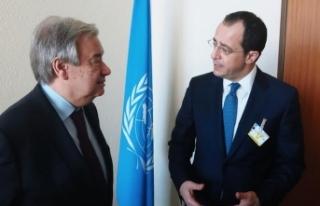 Guterres kararlı