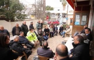 Kıbrıs sorunu çözülmeli