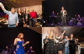 Merit 'te Joumana Attieh ve Hady Khalil, şarkıları...