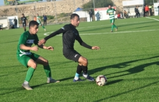 Merit Yeşilova'ya kupa morali 3-1