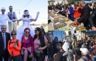 Bu yıl 5'incisi düzenlenen Ot Kültür Festivaline...