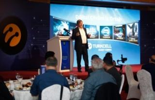 Kuzey Kıbrıs Turkcell, Dijital İş Servislerini...