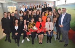 Telsim Dünya Emekçi Kadınlar Günü'ne özel,...